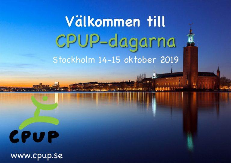 Camp Scandinavia på CPUP